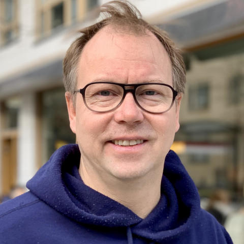 Tobias Stenberg, finansiering och affärsutveckling, Hubville.org