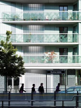 Arkitekturpris till Riksbyggen