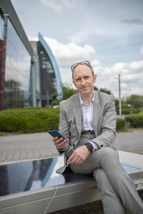 Joachim De Vos - CEO Living Tomorrow & TomorrowLab