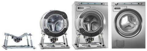 ASKOn pesukoneet on rakennettu kestämään käyttöä