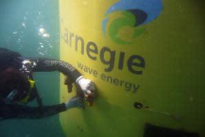 Australia's Carnegie Wave Energy secures vital project funding