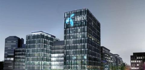 Telenors nya HK i Solna