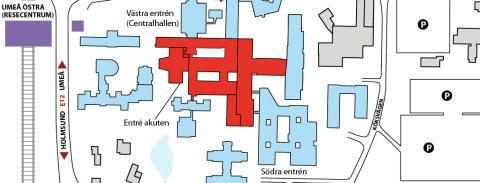 Stora renoveringar vid Norrlands universitetssjukhus