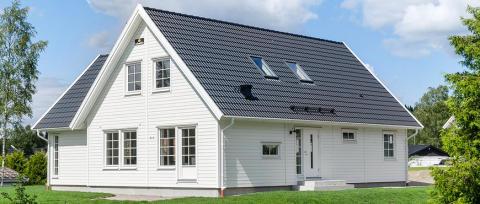 Nytt visningshus i Borås