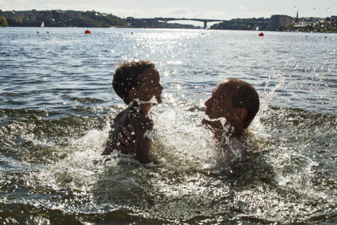 Miljösatsning för framtidens avloppsrening i Stockholm