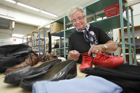 Erikshjälpen Second Hand öppnar sin 55:e butik i Uppsala