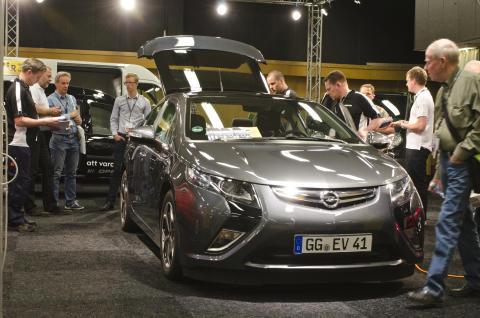 Elfack Opel Elbil