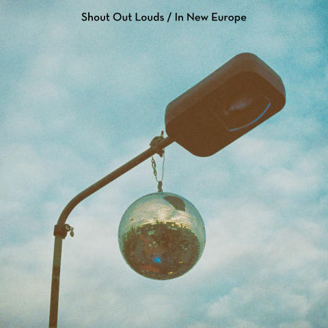 """Shout Out Louds släpper singeln """"In New Europe"""" inför Europa-turné!"""