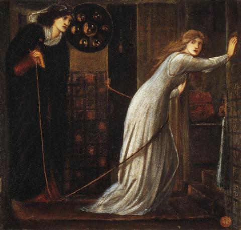 Edward Burne-Jones – Prerafaelit, estet och symbolist