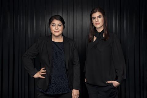 Unga kvinnor belönas för forskning om elektroniska växter och stamceller
