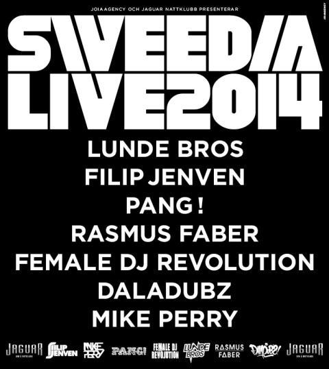 JoiaAgency presenterar SWEEDM LIVE 2014