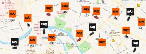 Sixt lancerer verdens første altomfattende mobilitetsplatform i én app, der både tilbyder digital biludlejning, delebiler og taxa-services