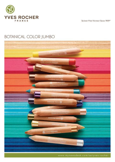 Botanical Color Jumbo produktinformation