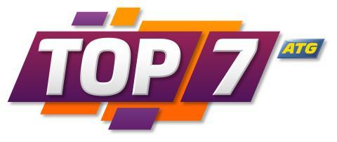 Top 7 liggande