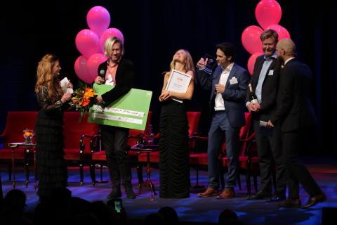 Södra Sveriges bästa startup-företag hyllas