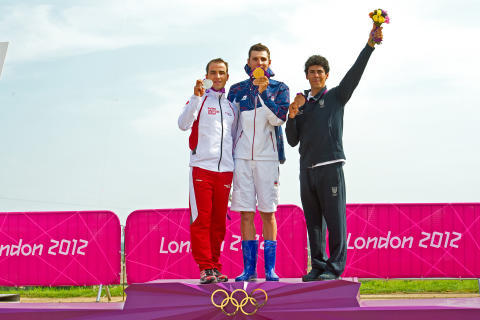 Jaroslav Kulhavy vann herrarnas OS-MTB