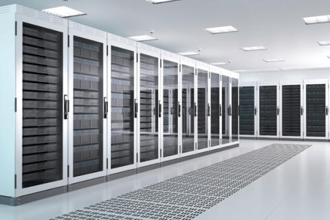 Datacenters blir energieffektiva med EC-fläktar