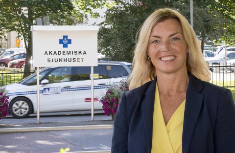 Uppsala släpper inte taktpinnen – vill bli ledande på e-hälsa i landet