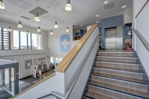 Croft Medical Centre: A showcase for good lighting solutions