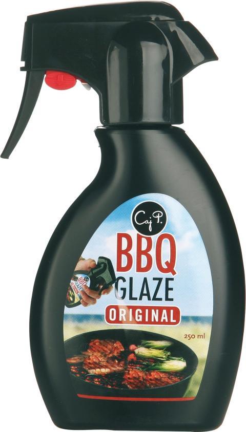 Caj P BBQ sprayglaze original