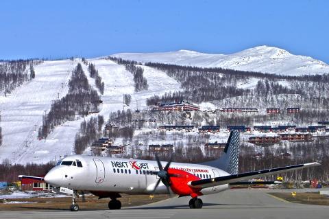 Hemavan tur/retur från 998:- inklusive hotellboende på Hemavans Högfjällshotell