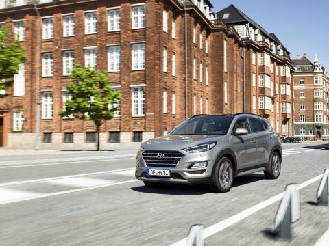 Prisene klare for oppgradert modell: Nye Hyundai Tucson blir 52.000 kroner billigere