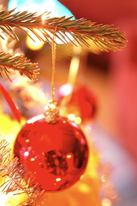 Guidad julvandring ger rätta julstämningen i Östersund