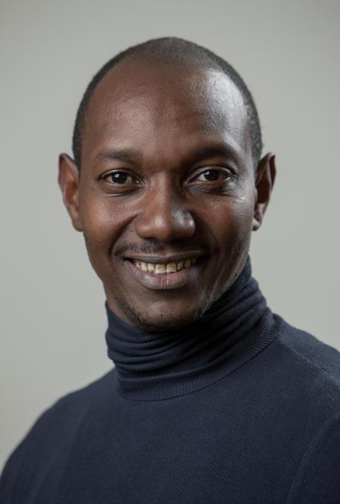 Stephen Ndichu, landchef Somalia