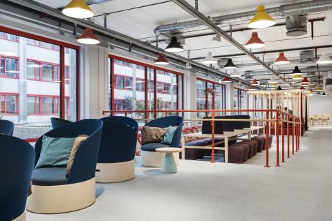 Arkitema Architects inreder Stockholms Universitet