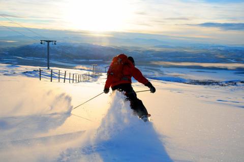 Enad destinationsportal ska locka fler besökare till Hemavan Tärnaby