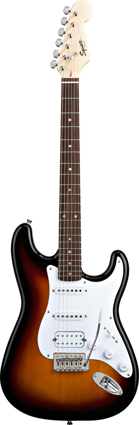 Squier® Bullet with tremolo HSS