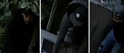 Suspects sought following high value burglary in Kingston