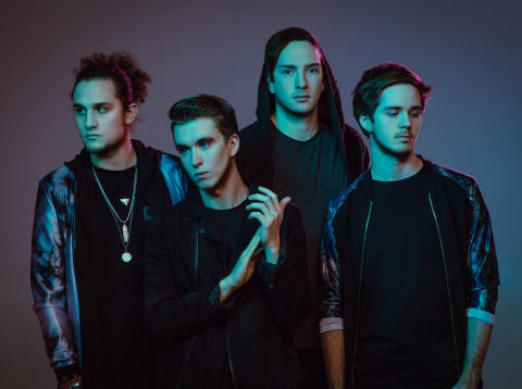 Solence - svensk electric metal rör på sig internationellt - ny singel 17 juli