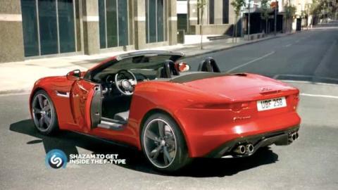 Shazam and Jaguar Launch First Shazam-Enabled Automotive Campaign in Australia