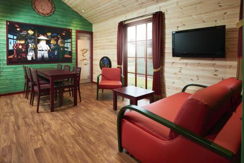 NINJAGO® hytte