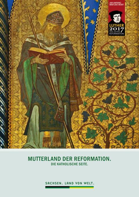 """Die Broschüre """"Mutterland der Reformation – Die katholische Seite"""""""