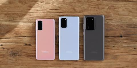 Galaxy S20-serien kan nu købes – Samsungs bedste mobilkamera nogensinde