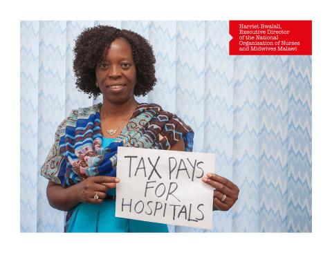 Dubbelbeskattningsavtal stoppar utvecklingsländer från att ta ut skatt på företag