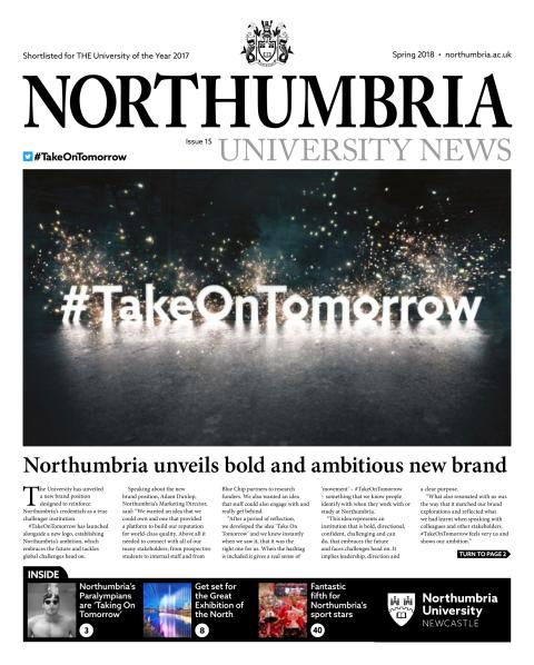 Northumbria University Newspaper Issue 15