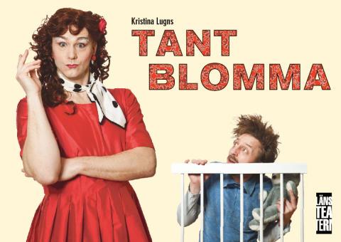 Länsteatern sätter upp Kristina Lugns Tant Blomma