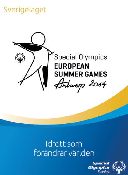 Sverigelaget tar sikte på European Games