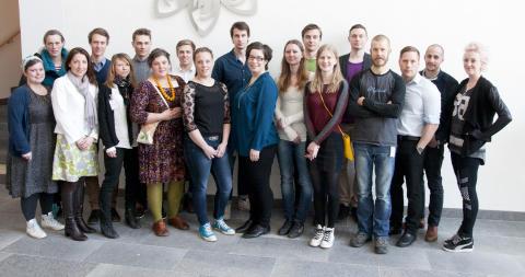 Entreprenör Skåne 2014 - unga företagare inom kulturella och kreativa näringar