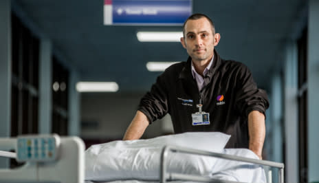 Hospital patients score Mitie over 95% for cleanliness