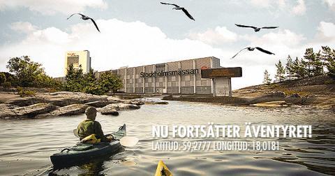 Friluftsfrämjandet deltar i Nordens största event för friluftsliv -  Vildmarksmässan
