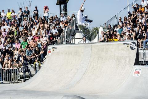 VM i skateboard i Malmø