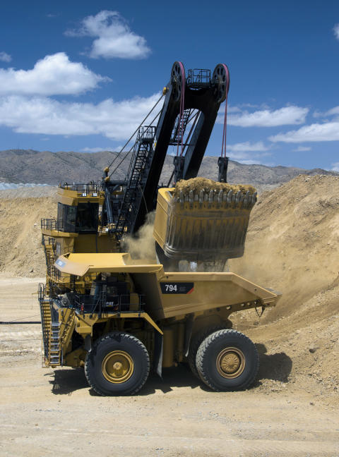Caterpillar 794 AC
