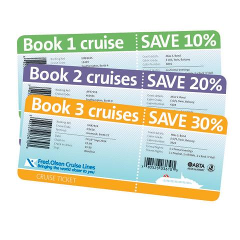 Save up to 30% with the Fred. Olsen Cruise Lines' 'Cruise Sale' on selected 2014/15 departures
