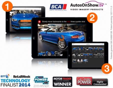 BCA Vehicle Remarketing har förvärvat fordonsvideo-specialist företaget Autos On Show