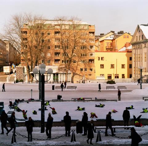 Fotobaserad konst i offentlig miljö – vernissage 11 december på Offkonsten