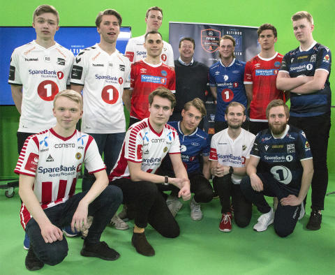 SpareBank 1 heier på e-sport – blir hovedpartner for eSerien